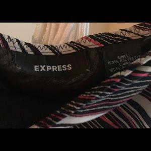 Express Skirts - EXPRESS mini skirt